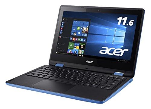 Acer Aspire R11 (Celeron N3060/4GB/32GB eMMC/ドライブなし/11.6/Windows10 Home(64bit)) R3-131T-A14N/B