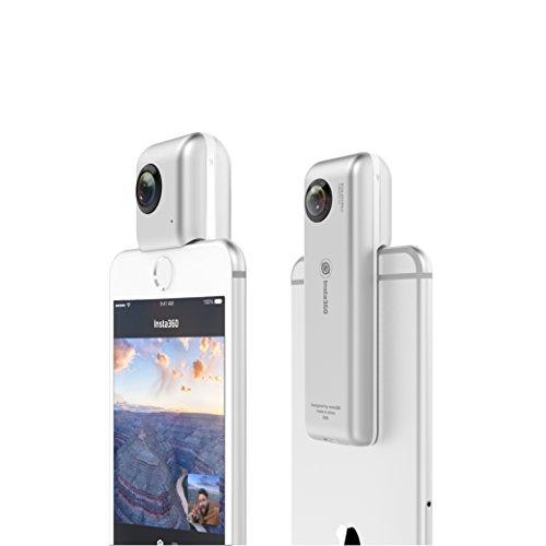 Insta360 Nano 360° 全天球カメラ 【日本正規代理店 ハコスコ販売】 (国内発送・1年保証)