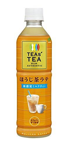 伊藤園 TEAS'TEA NEW AUTHENTIC ほうじ茶ラテ 450ml×24本