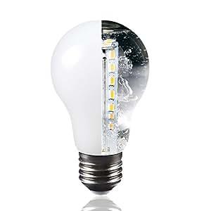 Laiken LED電球 液体 E26口金 50W形相当 電球色 全配光タイプ LK-CLB-6W