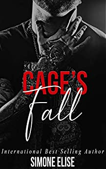 CAGE'S FALL : The Vulture's MC: BOOK ONE (The Vultures MC) by [Elise , Simone ]