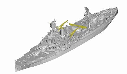 トランペッター 1/700 アメリカ海軍 戦艦 BB-35 テキサス プラモデル 06712