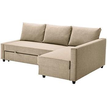 Amazon | IKEA(イケア) FRIHETEN コーナーソファベッド スキフテボー ...
