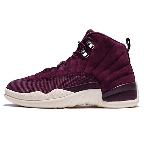(ジョーダン) エアジョーダン 12 レトロ メンズ バスケットボール シューズ Air Jordan 12 Retro Bordeaux 130690-617 [並行輸入品], 28.0 cm