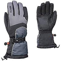KOMBI (コンビ)18881 The Humble Mens Glove1439 Black Micro Stripe メンズ グローブ スノーボード スキー サイズ-M