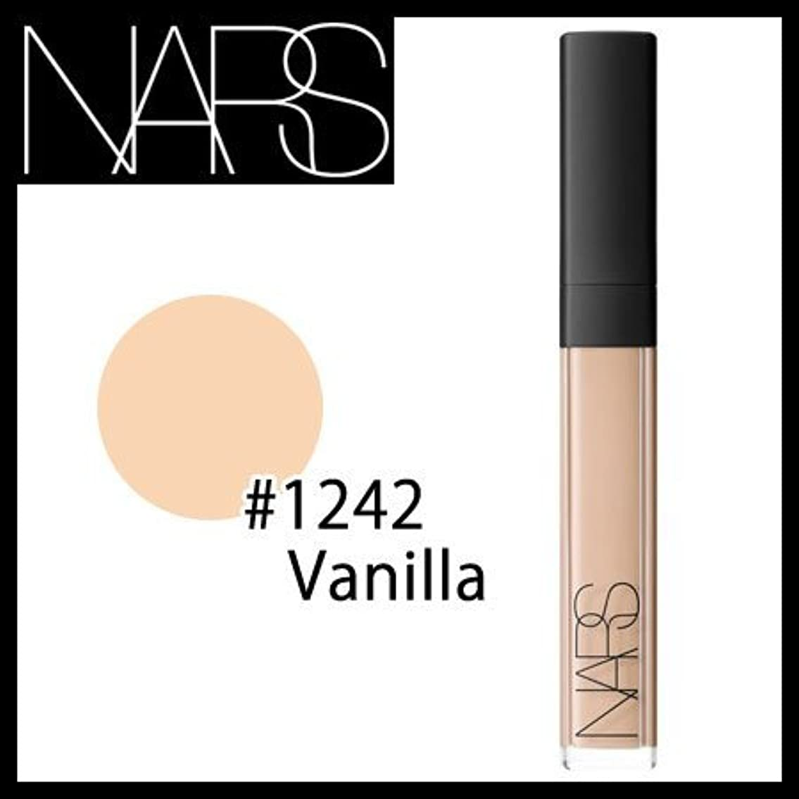 一致寄稿者真っ逆さまナーズ(NARS) ラディアント クリーミー コンシーラー #1242 Vanilla[並行輸入品]