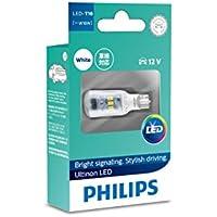 PHILIPS(フィリップス)  バックランプ LED バルブ T16 6000K 140lm 12V 2.3W アルティノン Ultinon LEDシリーズ 1個入り 11067ULWX1