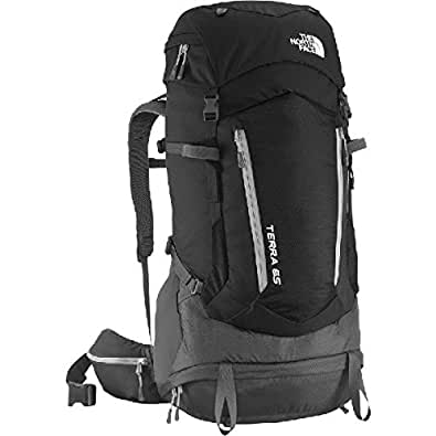 [ノースフェイス]THE NORTH FACE Terra 65 Backpack Tnf Black/Asphalt Grey TnfBlackAsphaltGrey [並行輸入品]