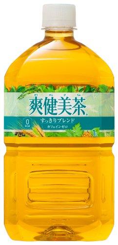 コカ・コーラ 爽健美茶 すっきりブレンド 1L PET×12本