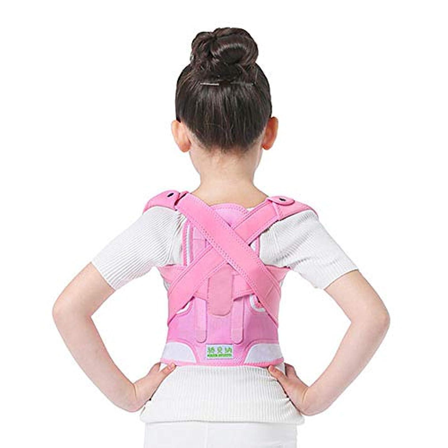 キャメル炎上著名なLINGYAO 背部矯正器の皮の快適な通気性の環境の訂正ベルトは圧力痛みの姿勢の訂正者を取り除きます