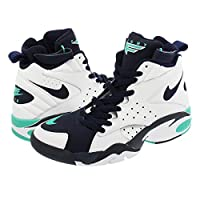 [ナイキ] AIR MAESTRO II LTD WHITE/HYPER JADE/OBSIDIAN_在庫_US9-27.0cm [並行輸入品]