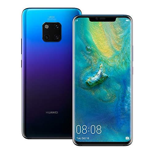 Huawei Mate 20 Pro (LYA-L29) 6GB / 128GB 6.39インチLTEデュアルSIM SIMフリー(トワイライト)