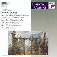 Beethoven Piano Sonatas 14/23/