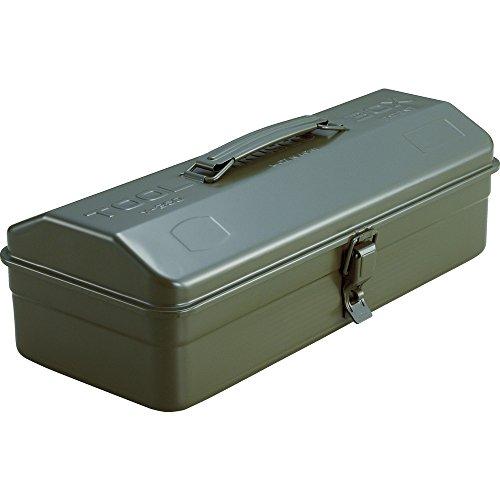RoomClip商品情報 - TRUSCO(トラスコ) 山型工具箱 373X164X124 OD色 Y-350-OD