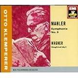 Mahler: Symphony No.9 / Wagner: Siegfried Idyll