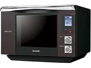 SHARP 第3世代ヘルシオ ウォーターオーブンレンジ 20L ブラウン AX-HT3-T