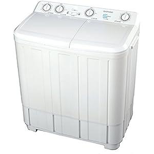 DAEWOO 6.0kg 二槽式洗濯機 ホワイト DW-T60AW DW-T60AW