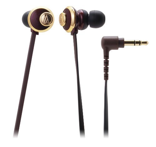 audio-technica GLAMORCY カナル型イヤホ...