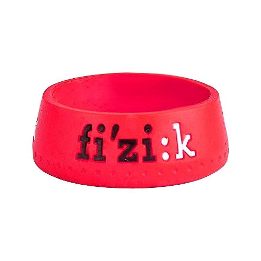 減少ショートカット肯定的Fizik(フィジーク) シリコンシートポストリング 0289990003 レッド 27.2mm