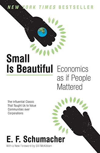 Download Small Is Beautiful: Economics as if People Mattered (Harper Perennial Modern Thought) 0061997765