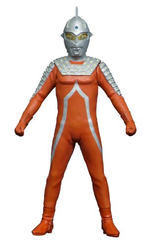 大怪獣シリーズ ウルトラセブン スタンディングポーズ (PVC製塗装済み完成品一部組立て式)