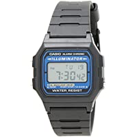 Casio Black Digital  Classic  F105W-1Auz Watch