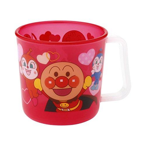 アンパンマン マグカップ レッド (絵柄がはがれないタイプ)...