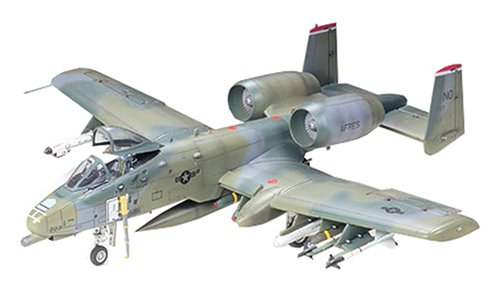 1/72 ウォーバードコレクション WB-44 A-10A サンダーボルトII