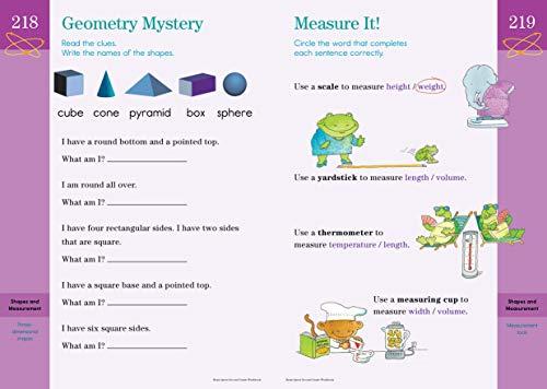 『Brain Quest Workbook Grade 2』の5枚目の画像