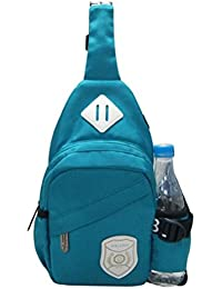 (キンジョウ)KINJO ボディバッグ キッズ 子供 子ども 男の子 女の子 親子で使える ワンショルダーバッグ 斜めがけバッグ おしゃれ かわいい 小型 カジュアル バッグ