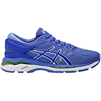 ASICS Asics Women's GEL Kayano 24 Shoe Purple/Regatta Blue/White