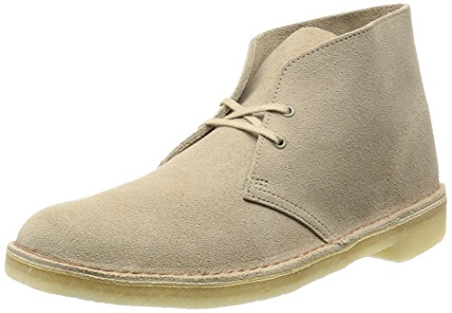 [クラークス] チャッカーブーツ メンズ デザートブーツ Mens Desert Boot(定番)  Sand Suede(サンドスエード/070)