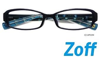 Zoff(ゾフ) カプコン30周年記念コラボダテメガネ 「ロックマン」モデル