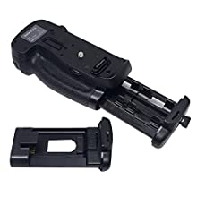 [WELLSKY] Nikon ニコン MB-D18 マルチパワーバッテリーパック 互換品 一眼レフ D850 EN-EL15a EN-EL15 EH-5c EH-5b EP-5B BL-5