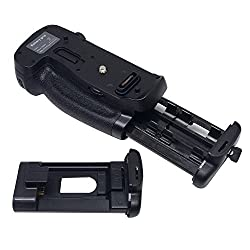 [WELLSKY] Nikon ニコン MB-D18 マルチパワーバッテリーパック 互換品 一眼レフ D850 EN-EL15a EN-EL15b EN-EL15 EH-5c EH-5b EP-5B BL-5
