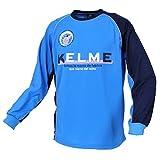 KELME(ケルメ) ロングスリーブ プラクティスシャツ Lサイズ サックス KC19720S-09-L