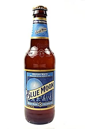 全米№1クラフトビール BLUE MOON(ブルームーン)355ml瓶×1ケース(24本)