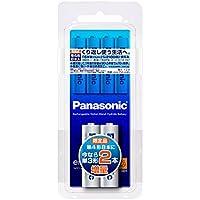 パナソニック 充電池 eneloop 単4形 8本パック(単3×2本付) BK-KJMCC/28