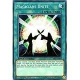 遊戯王 SBLS-EN009 マジシャンズ?クロス Magicians Unite (英語版 1st Edition ノーマル) Speed Duel: Arena of Lost Souls