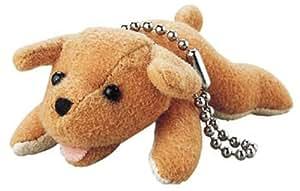 ELECOM KCT-DOG2S 動物クリーナー(ラブラドール/イエロー)<Chibi Groomy>