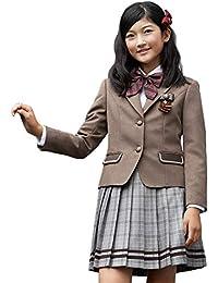 ff2089c189031 Amazon.co.jp  ブラウン - ガールズ  服&ファッション小物