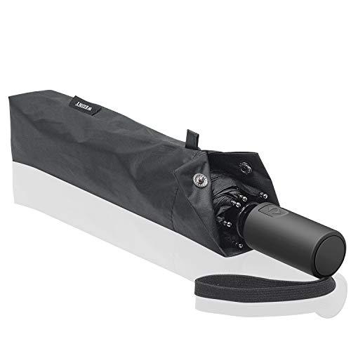 【日本特許A•S•C安全式傘】WEISHY 折りたたみ傘 軽量 日傘 男性用 ワンタッチ自動開閉 uvカット 100 遮光 ...