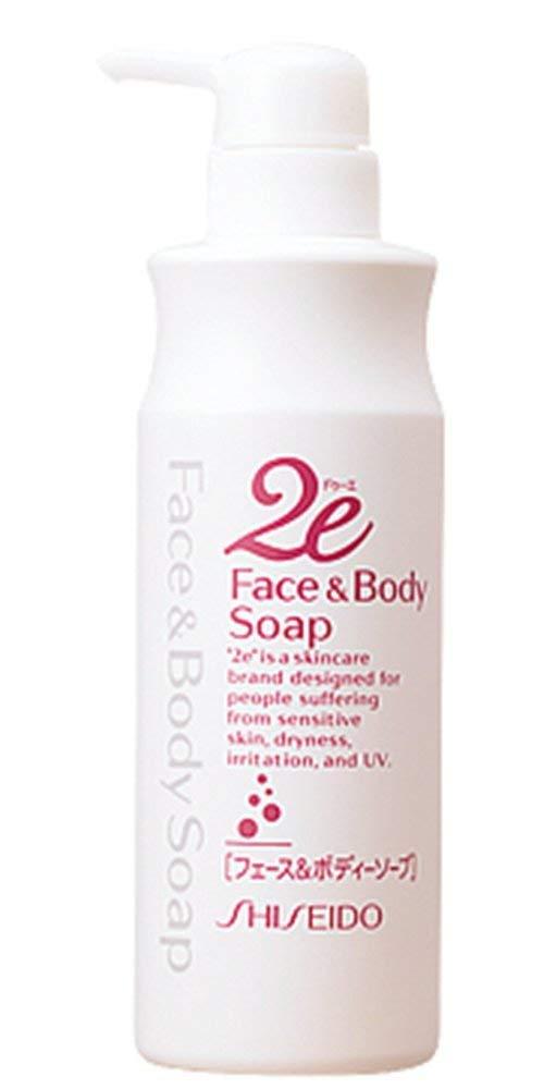 ドゥーエ 2e フェイス&ボディーソープ 420ml 敏感肌・乾燥肌用ボディーソープ