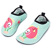 Himal outdoor Kids Water Shoes Boys Girls Toddlers Water Shoes Water Proof Socks Beach Shoes For Beach Sporting Swimming