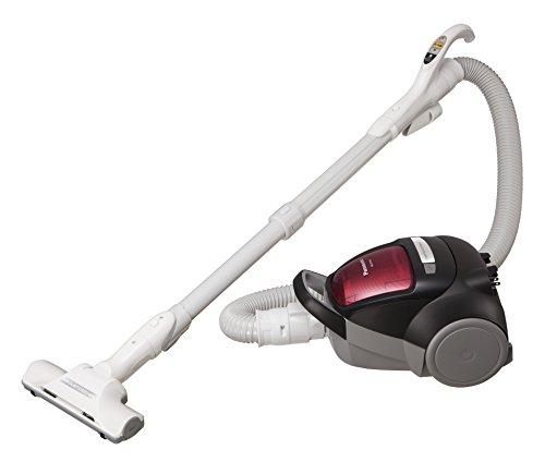 パナソニック サイクロン掃除機   レッドブラック MC-SK16A-R