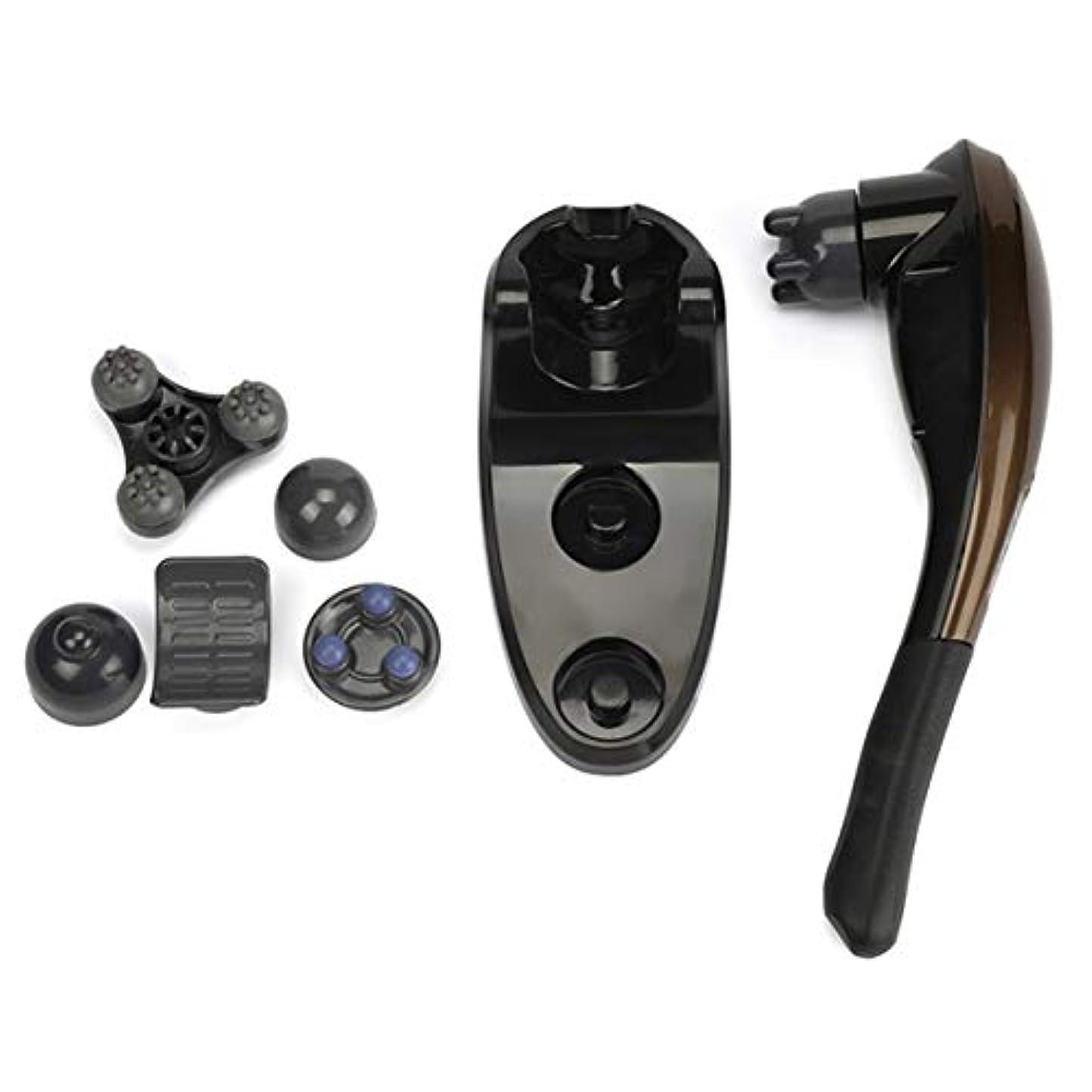 開梱機動ベンチャーIntercoreyクリエイティブ多機能家庭用充電イルカマッサージャー電動ビートマッサージハンマー頸部マッサージャー