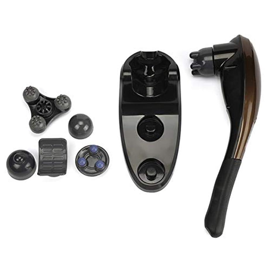アライアンスブローホールモンゴメリーIntercoreyクリエイティブ多機能家庭用充電イルカマッサージャー電動ビートマッサージハンマー頸部マッサージャー