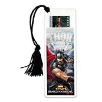 Marvel 's Thor 3Ragnarok ( Mighty Thor ) Filmcellsブックマークwith Tassel and 35mm Film