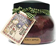 A Cheerful Giver Juicy Apple 22 oz. Mama Jar Candle