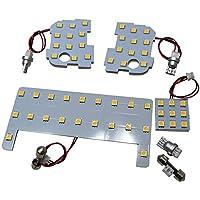 LMMC 電球色 暖色 カローラフィールダー カローラフィールダーハイブリッド NKE165G NRE161G NZE164G NZE161G ZRE162G LEDルームランプ 室内灯